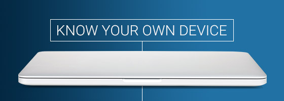 Know Your Own Device Image